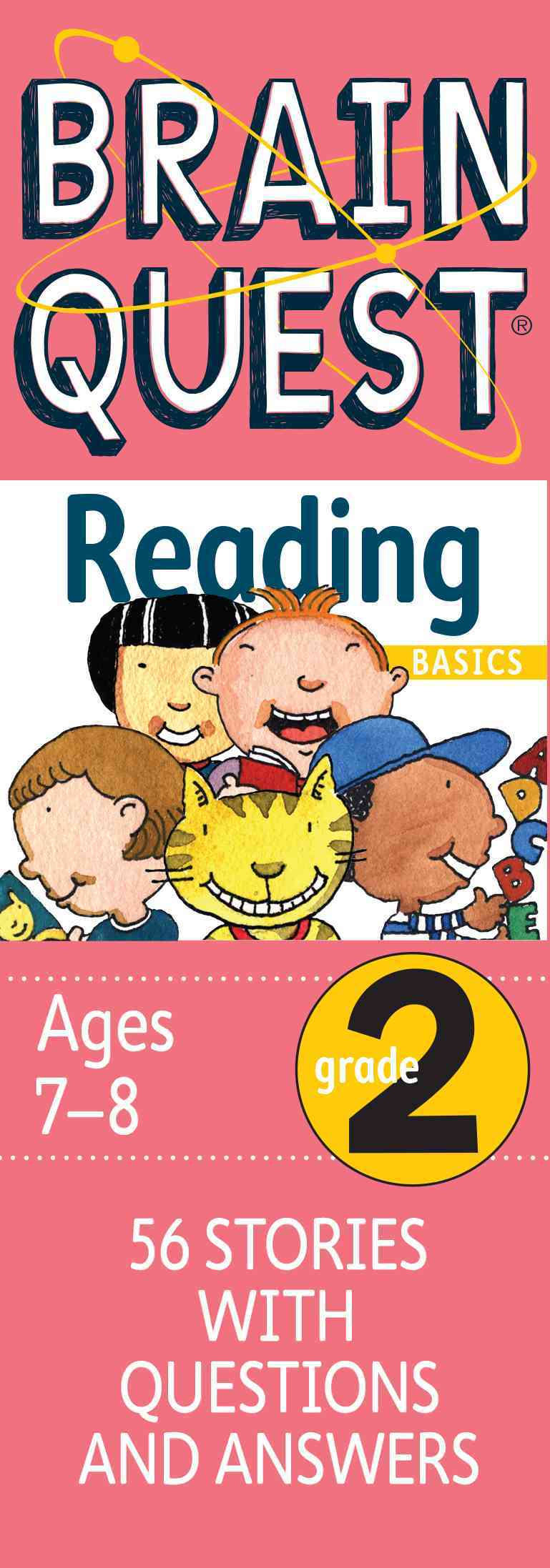 Brain Quest Grade 2 Reading Basics By Workman Publishing (COR)